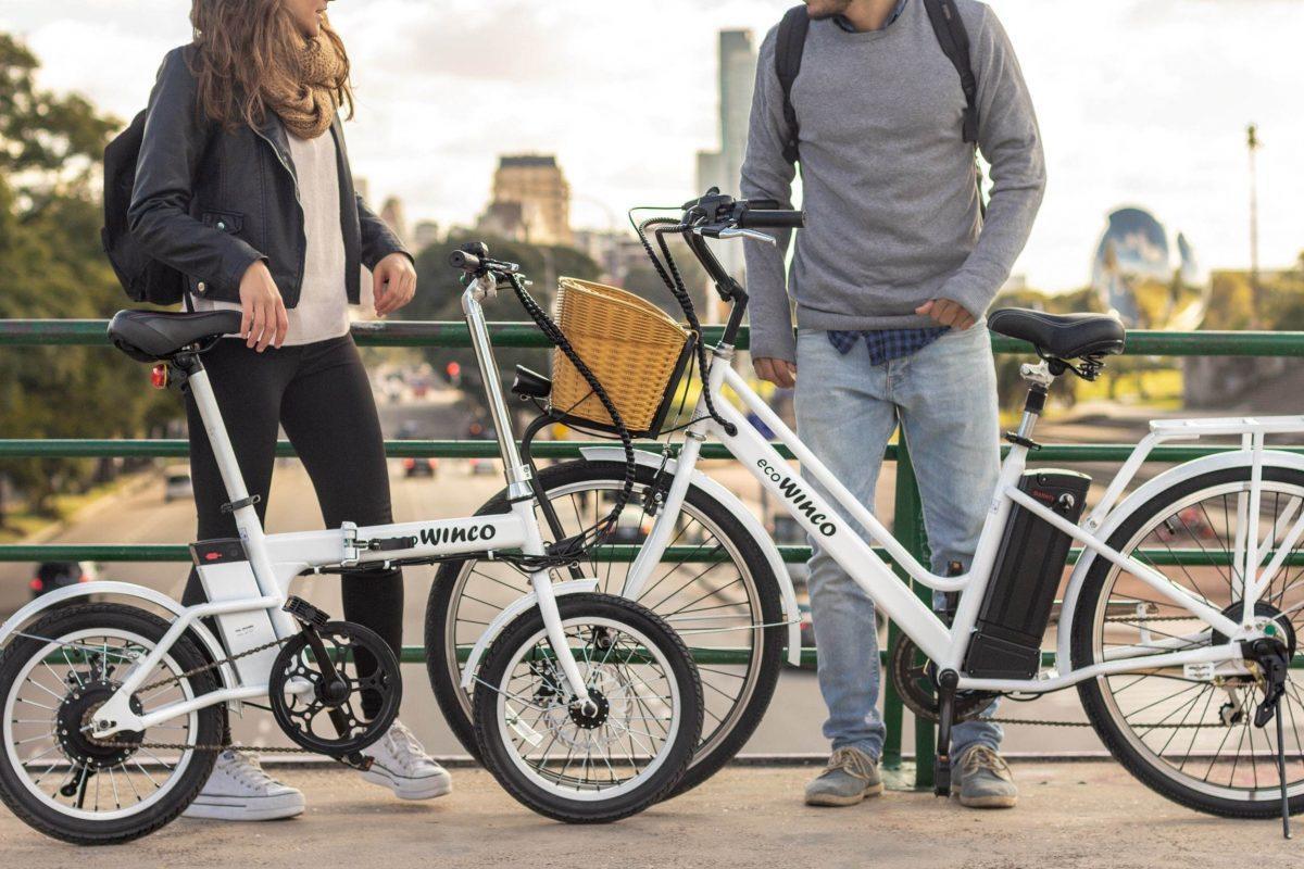 bicicletas eléctricas ecowinco