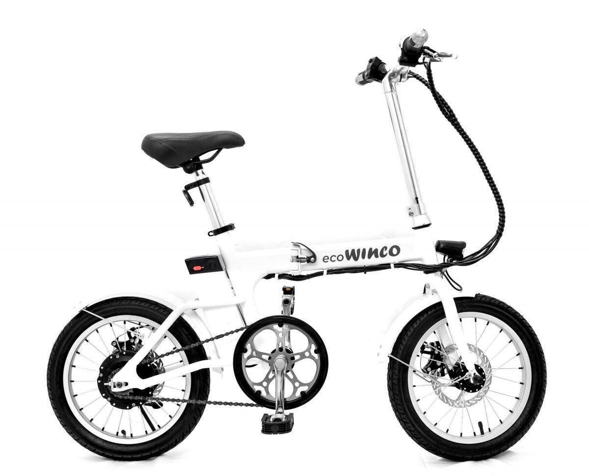 Bicicleta eléctrica, rodado 16´