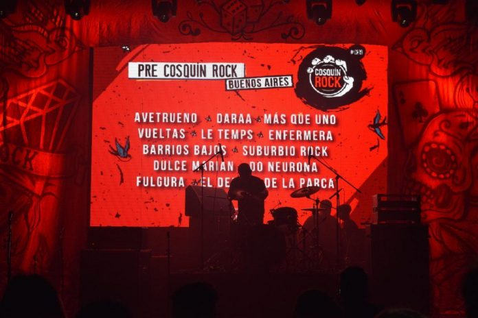 Cosquín Rock 2019