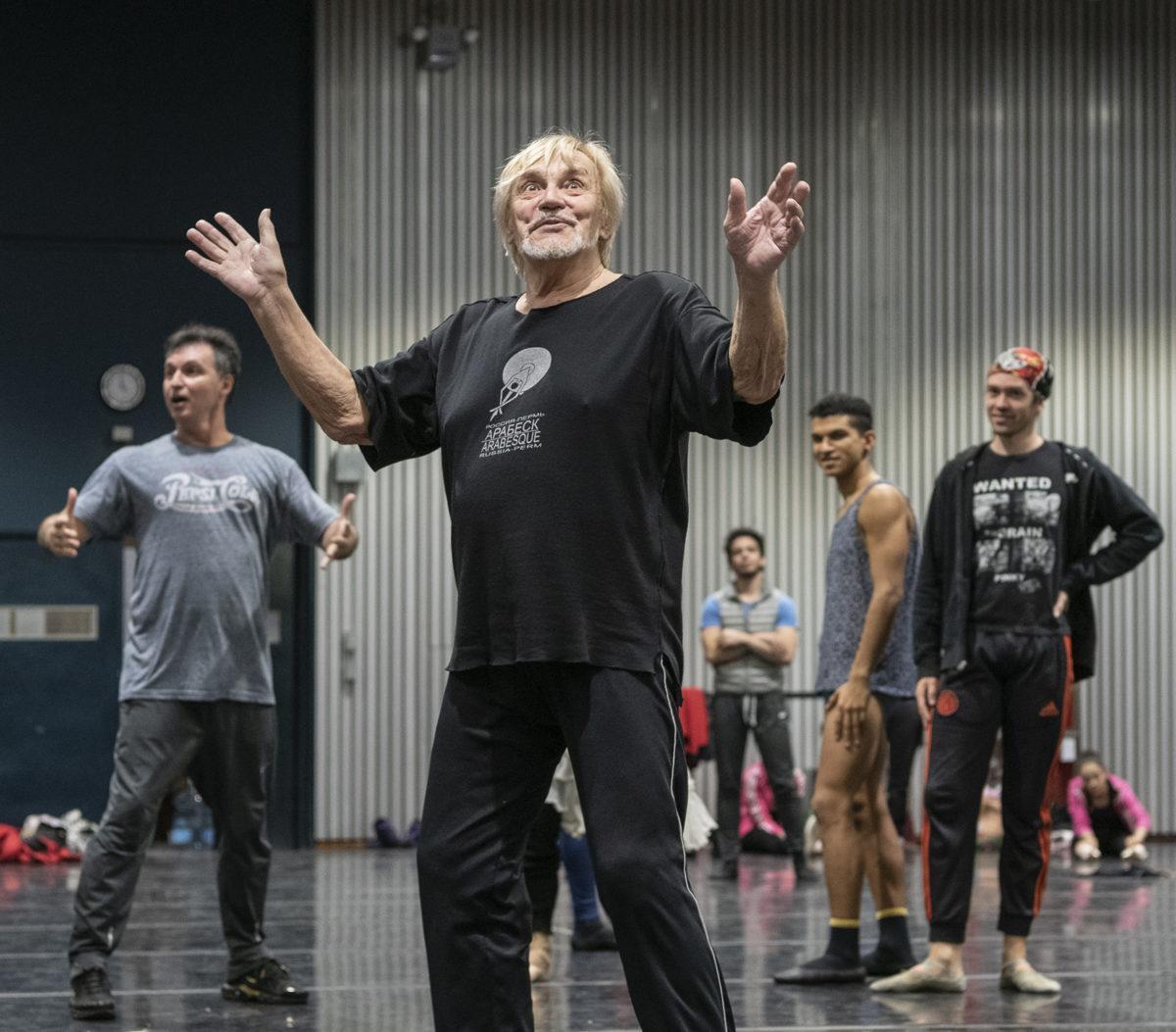 Don Quijote inicia la temporada del Ballet Estable del Teatro Colón