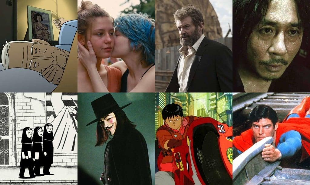 37 películas basadas en cómics