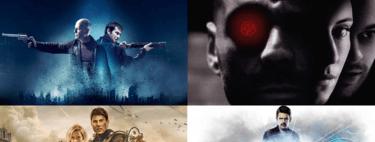Las 19 mejores películas con viajes en el tiempo