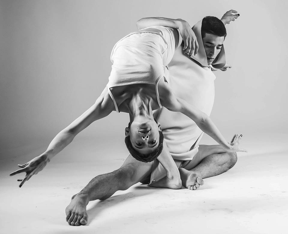 Ballet Contemporáneo del Teatro San Martín. Foto de Carlos Furman/Complejo Teatral.