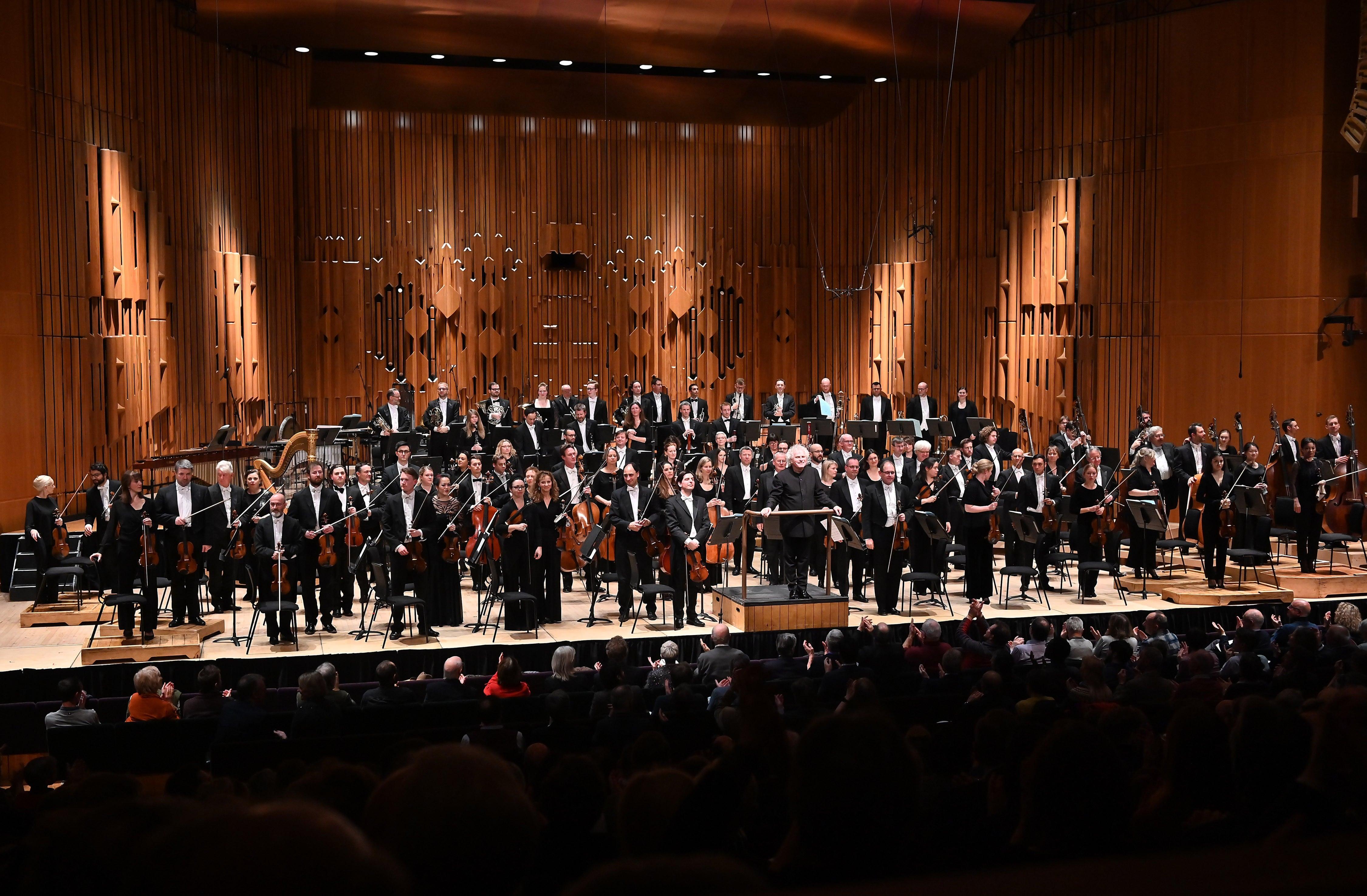 El Teatro Colón recibe por primera vez a la prestigiosa London Symphony Orchestra