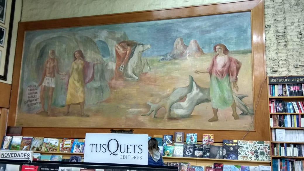 mural Juan Carlos Castagnino