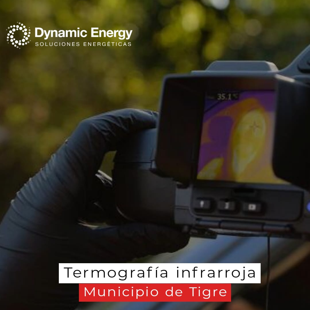 Control térmico en Municipio de Tigre