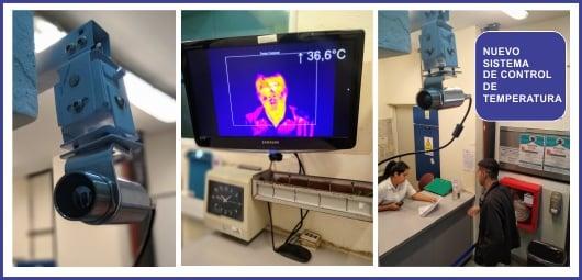 termografia coronavirus