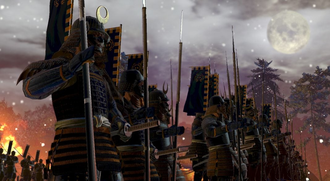 Total War: Shogun 2 gratis en Steam desde la semana que viene