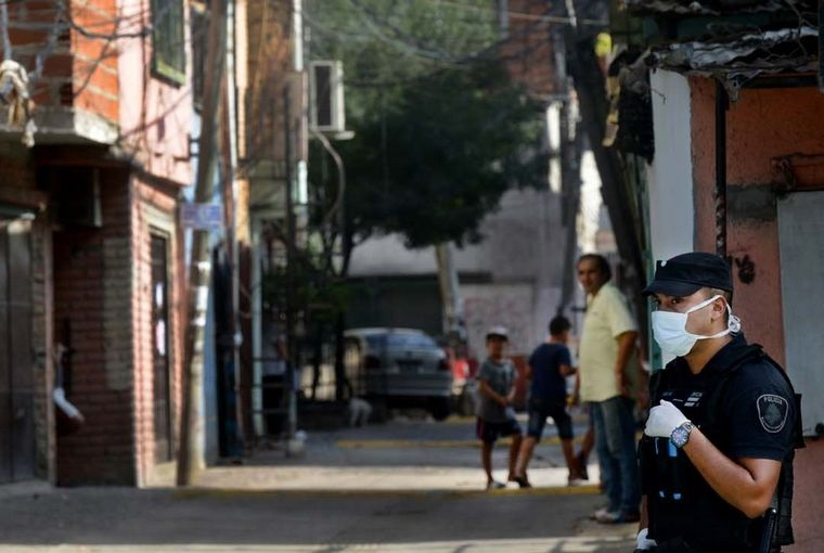 Preocupa el aumento de contagios en barrios populares de Capital Federal y Gran Buenos Aires